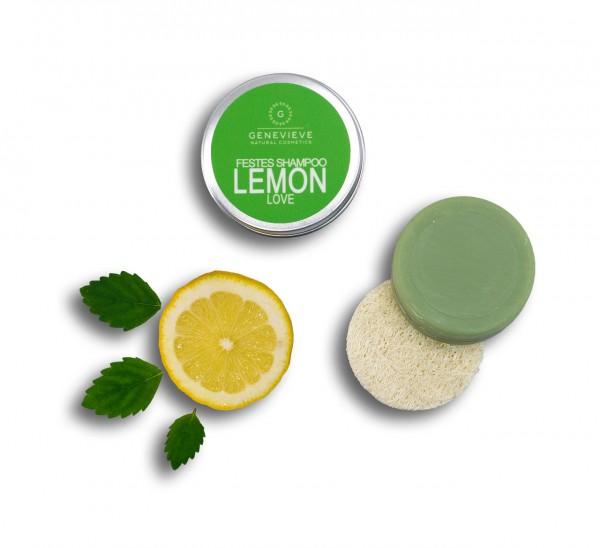 Shampoobar Lemon Love Light
