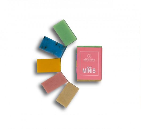 Seifen Minis Pink