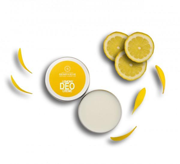 Deo Creme Lemony