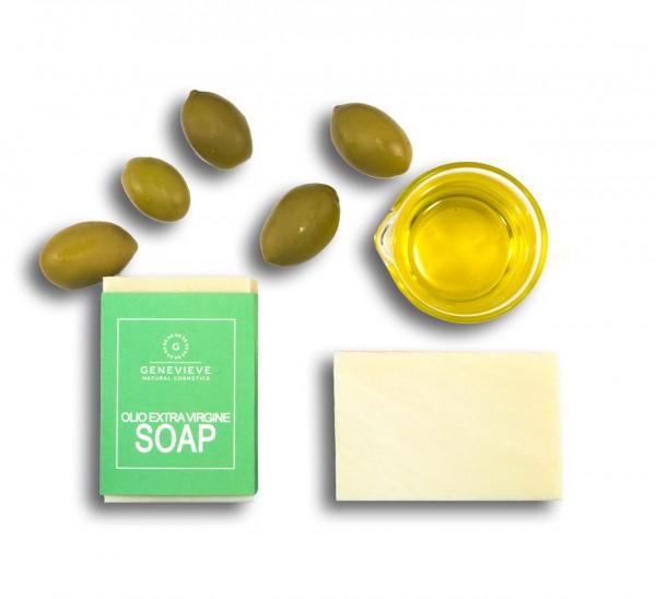 Olivenöl Seife Extra Virgine